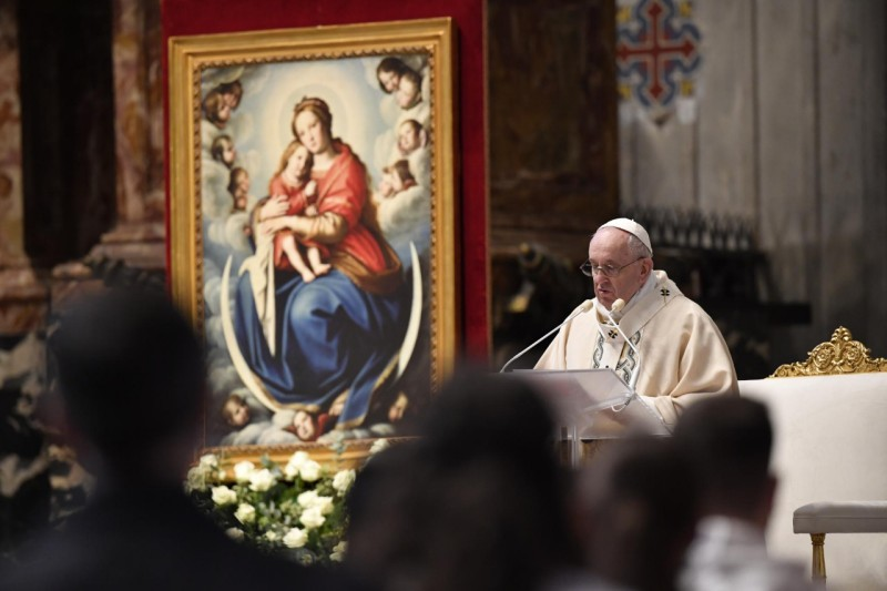 Homili Paus Fransiskus pada Misa Kudus Hari Raya Tuhan Kita Yesus Kristus Raja Semesta Alam – 22 November2020
