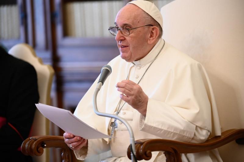 Katekese dan Sapaan Paus Fransiskus pada Audiensi Umum – 4 November2020