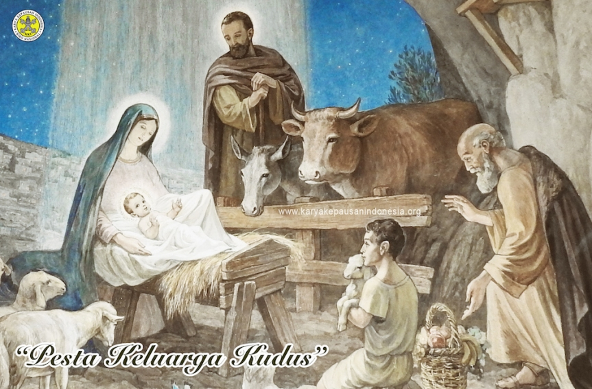 The Holy Family, Model For Human Family