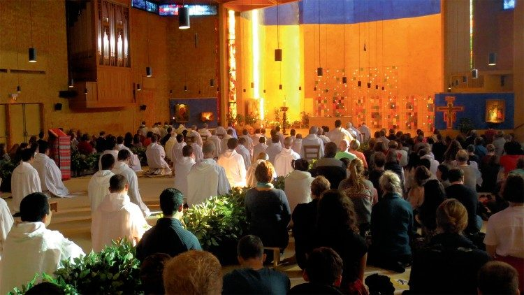 Pesan Paus Fransiskus kepada KomunitasTaizé