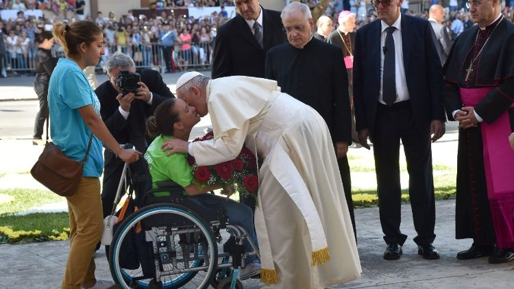 Pesan Paus Fransiskus pada Hari Penyandang Disabilitas Sedunia2020