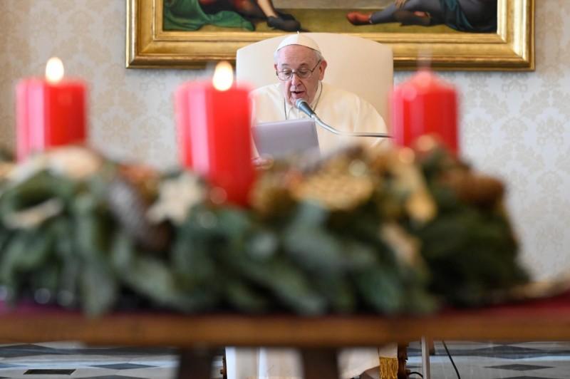Katekese dan Sapaan Paus Fransiskus pada Audiensi Umum – 9 Desember2020