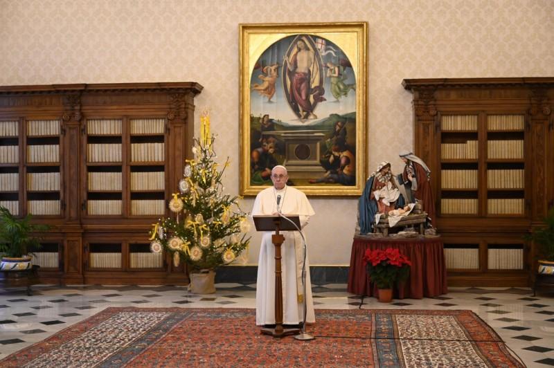 Sapaan Paus Fransiskus pada Angelus – 26 Desember2020