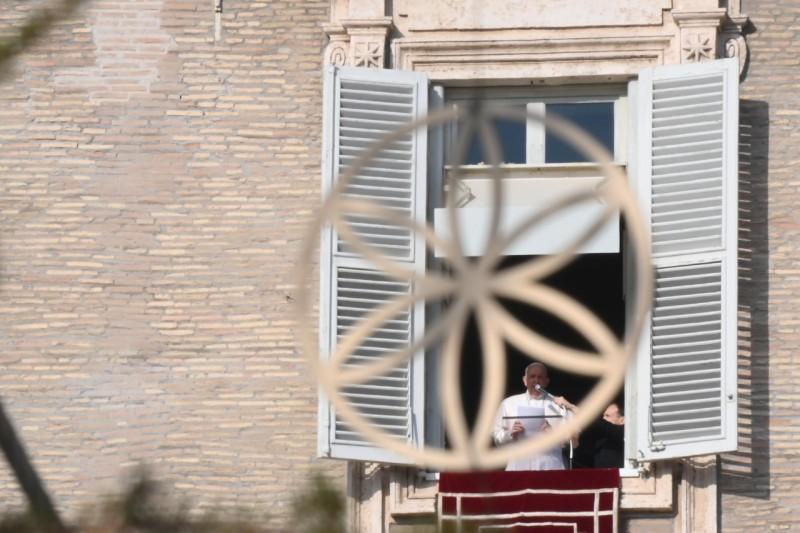 Sapaan Paus Fransiskus pada Angelus –  20 Desember2020