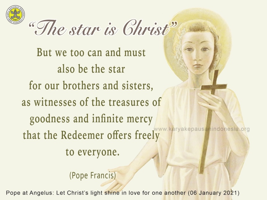 MQ: Pope Francis' Message