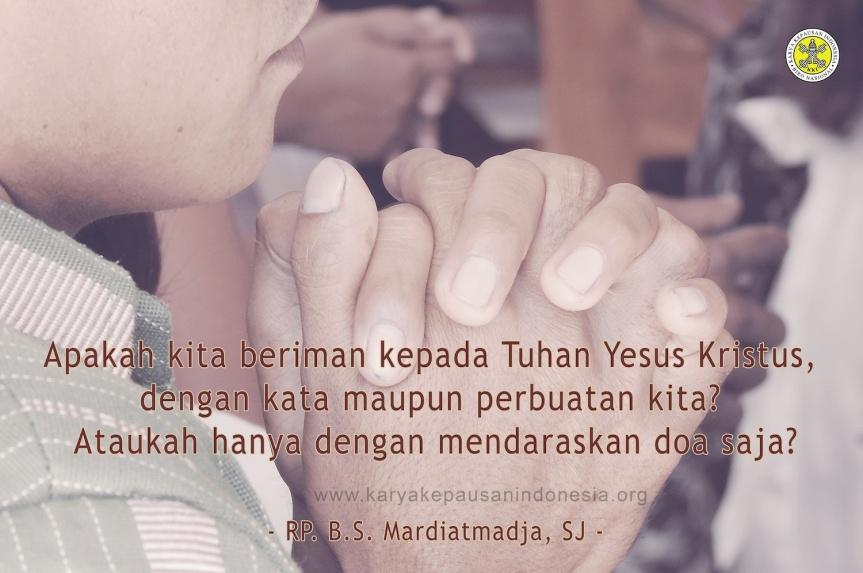 Mencintai Kristus TanpaBersisa