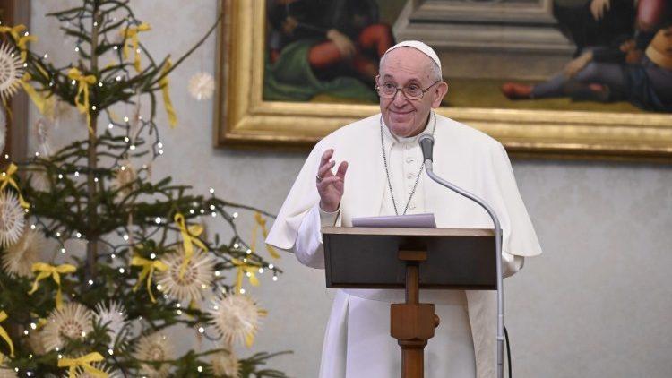 Sapaan Paus Fransiskus pada Angelus – 10 Januari2021