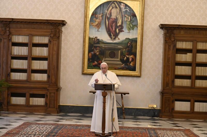 Sapaan Paus Fransiskus pada Angelus – 24 Januari2021