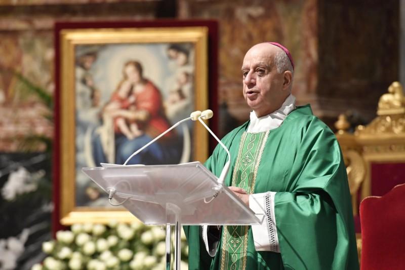 Homili Paus Fransiskus pada Misa – 24 Januari2021