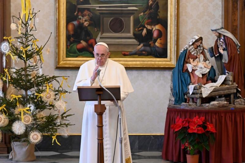 Sapaan Paus Fransiskus pada Angelus – 6 Januari2021
