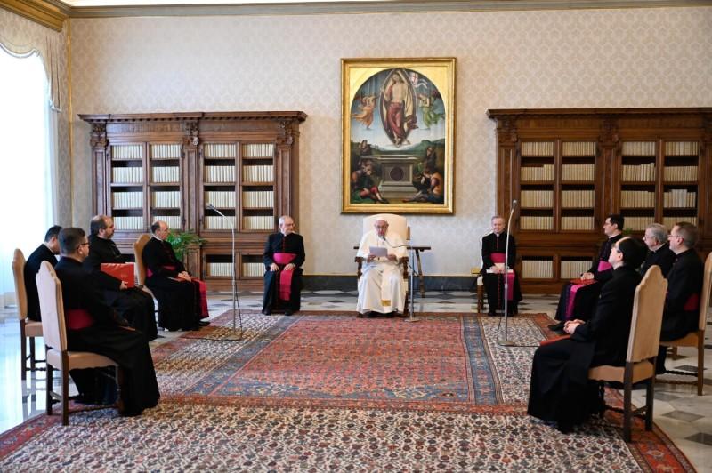 Katekese dan Sapaan Paus Fransiskus pada Audiensi Umum – 20 Januari2020