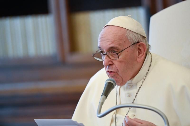 Katekese Paus Fransiskus pada Audiensi Umum – 27 Januari2021