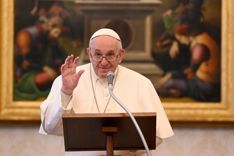 Sapaan Paus Fransiskus pada DoaAngelus
