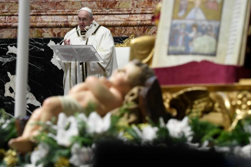 Homili Paus Fransiskus pada Misa Hari Raya Epifani – 6 Januari2021