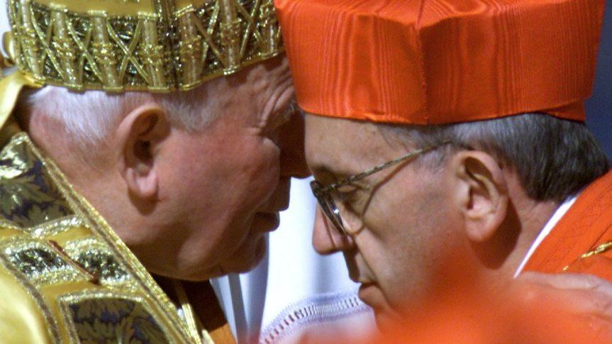 Dua puluh tahun lalu: hari saat Jorge Mario Bergoglio menjadikardinal