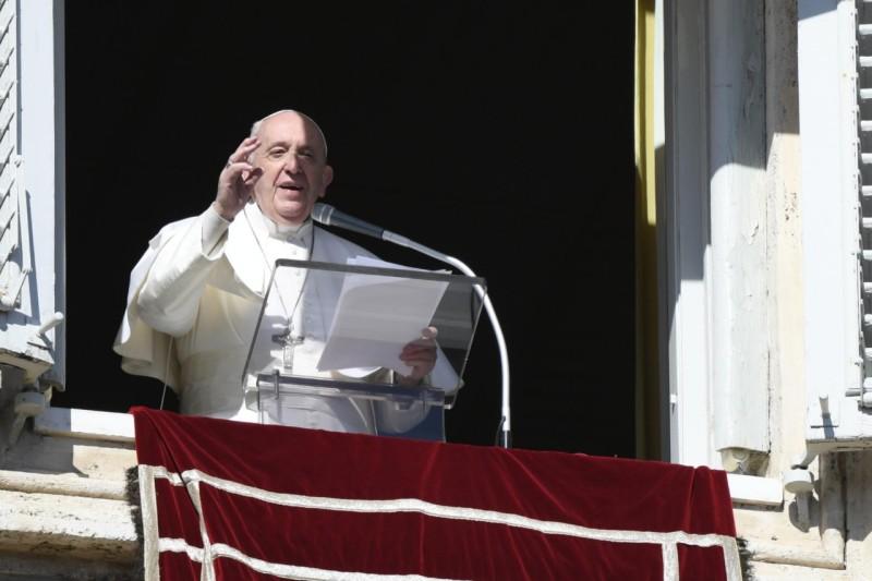 Sapaan Paus Fransiskus pada Angelus – 14 Februari2021