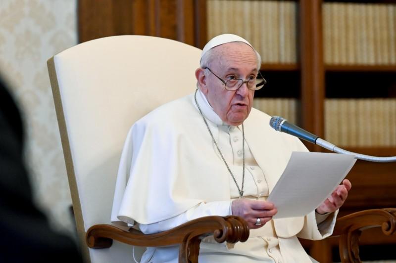 Katekese Paus Fransiskus pada Audiensi Umum – 3 Februari2021