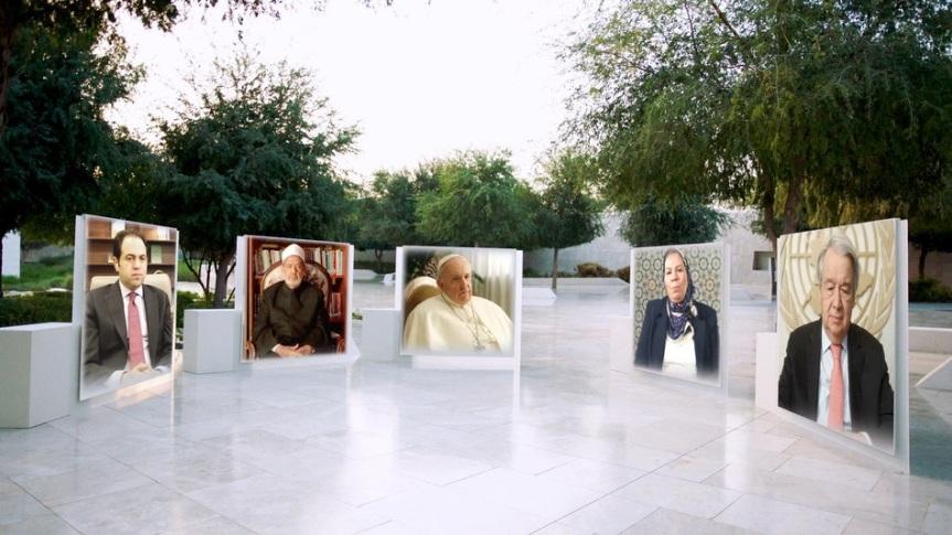 Pesan Video Paus Fransiskus pada hari Persaudaraan ManusiaInternasional