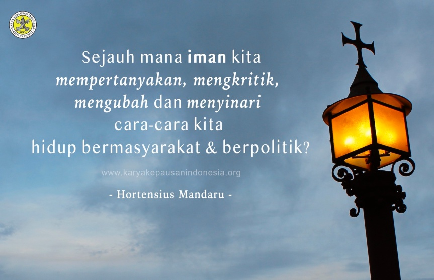 Being Religious, without Forgetting To HaveFaith!