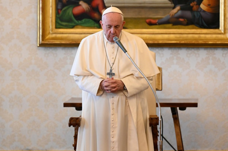 Katekese Paus Fransiskus pada Audiensi Umum – 10 Maret2021