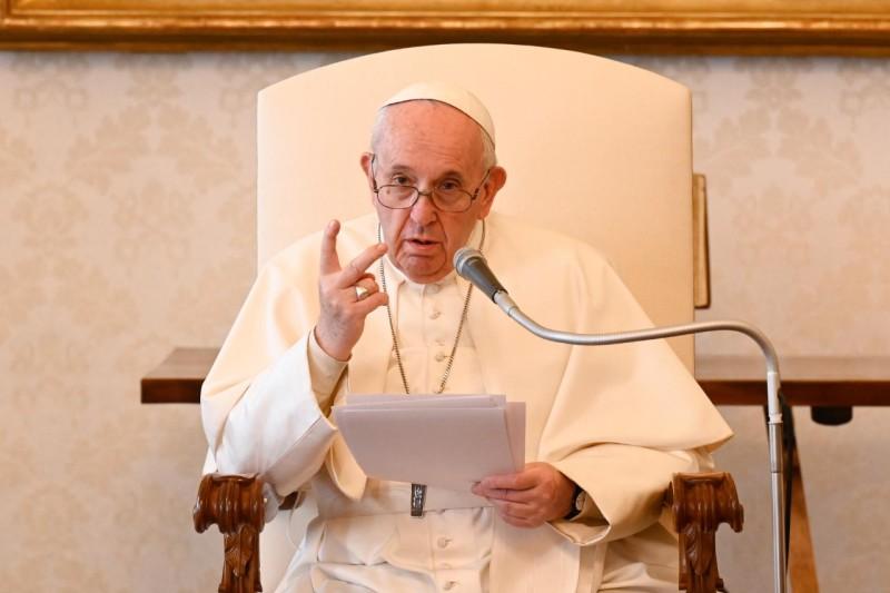 Katekese Paus Fransiskus pada Audiensi Umum – 31 Maret2021