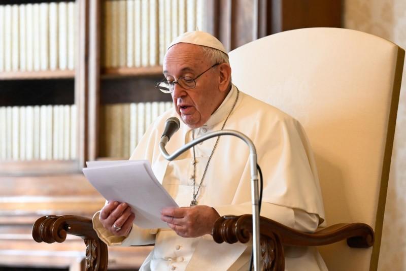 Katekese Paus Fransiskus pada Audiensi Umum – 24 Maret2021