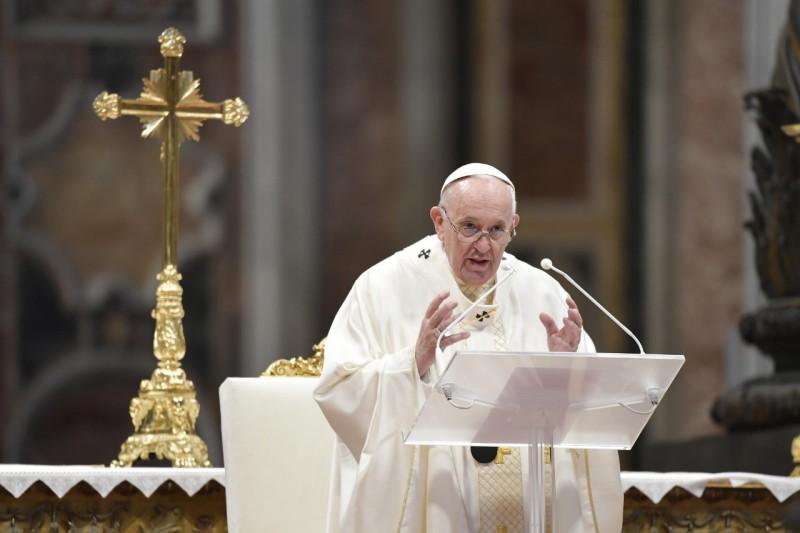 Homili Paus Fransiskus pada Misa Hari Doa Panggilan Sedunia ke-58 – 25 April2021