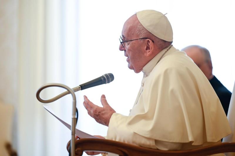Katekese Paus Fransiskus pada Audiensi Umum – 21 April2021