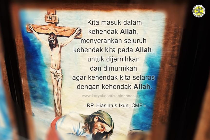 Berganda Hasil Dalam KasihKristus