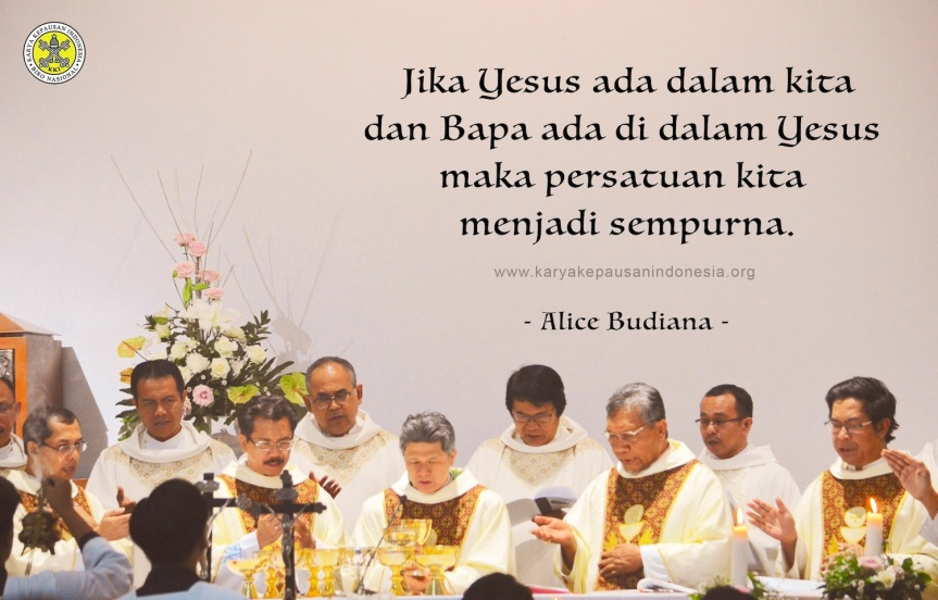 Persatuan dalam Cinta