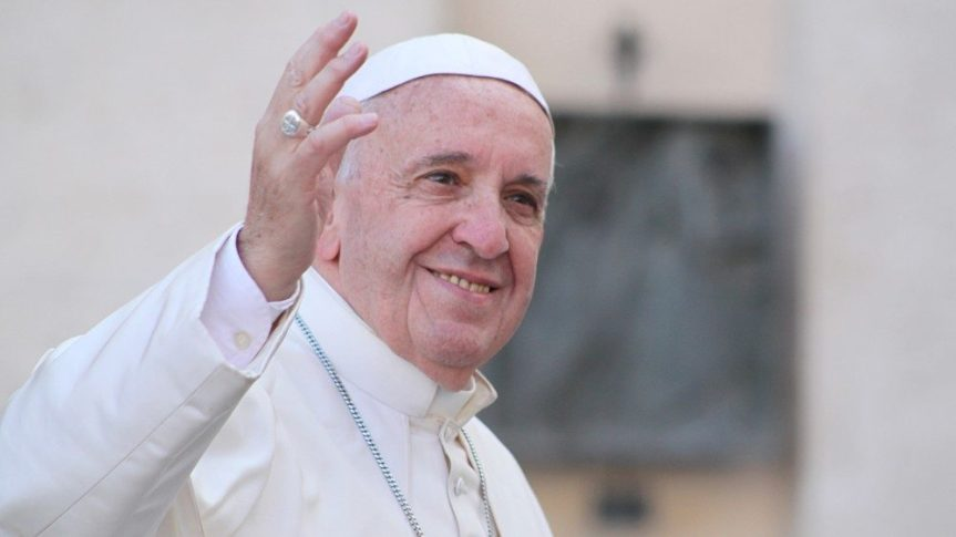 Pesan Paus Fransiskus pada Malam Pentakosta – 22 Mei2021