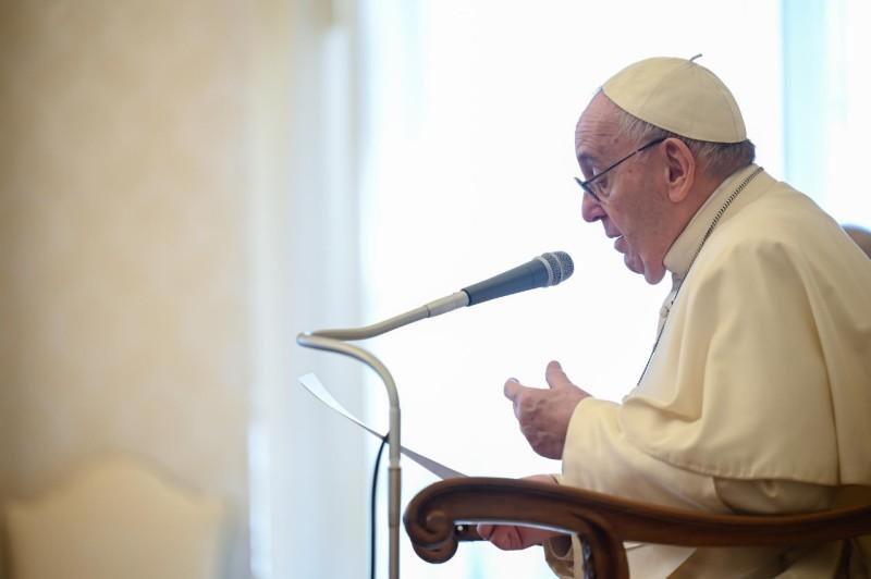 Katekese Paus Fransiskus pada Audiensi Umum – 5 Mei2021