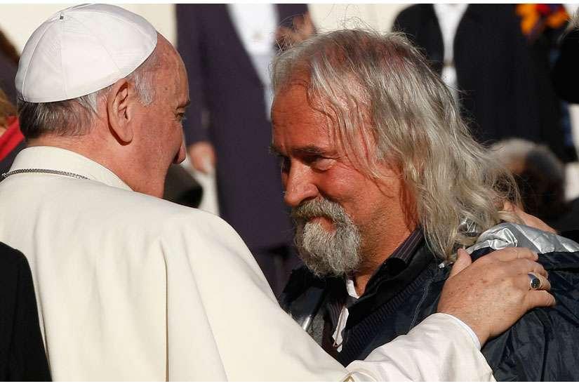 Pesan Paus untuk Hari Orang Miskin Sedunia2021