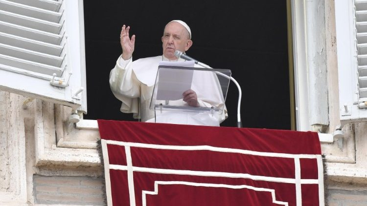 Sapaan Paus Fransiskus pada Doa Malaikat Tuhan – 6 Juni2021