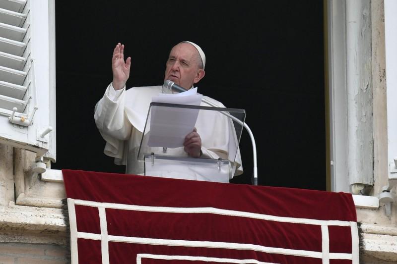Sapaan Paus Fransiskus pada Doa Malaikat Tuhan – 20 Juni2021