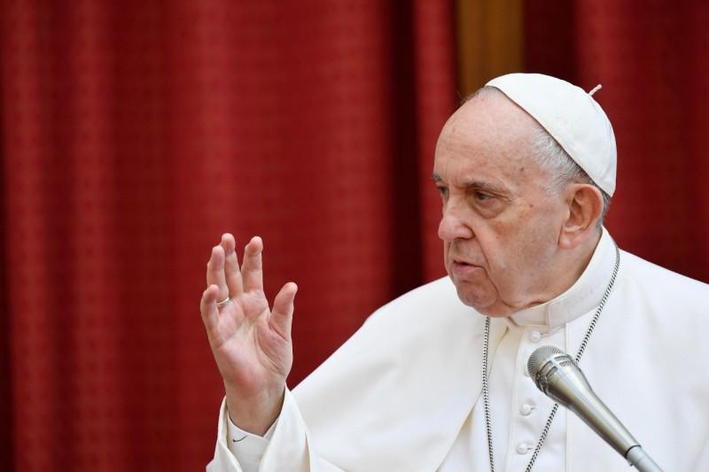 Katekese Paus Fransiskus pada Audiensi Umum – 9 Juni2021