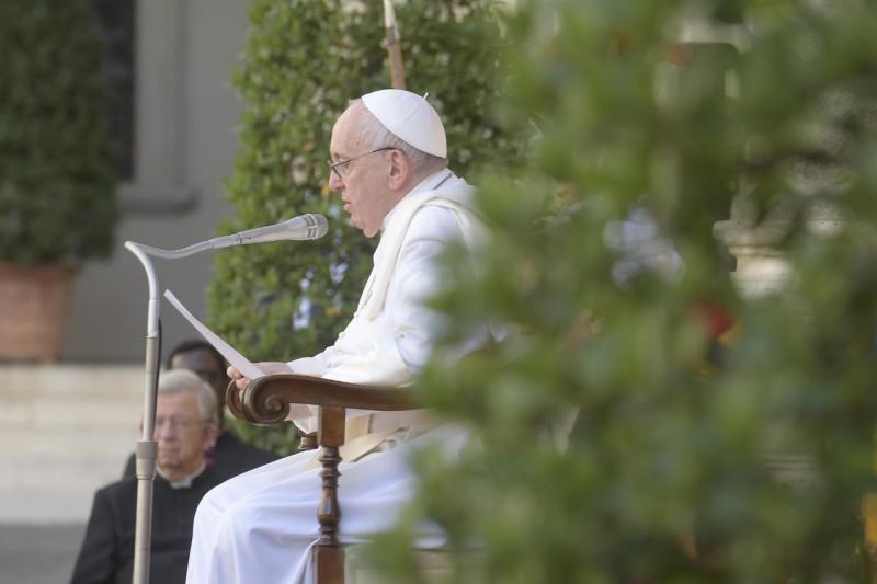 Katekese Paus Fransiskus pada Audiensi Umum – 30 Juni2021