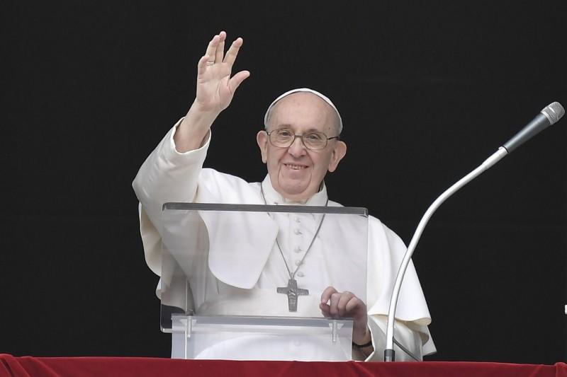 Sapaan Paus Fransiskus pada Doa Malaikat Tuhan – 25 Juli2021