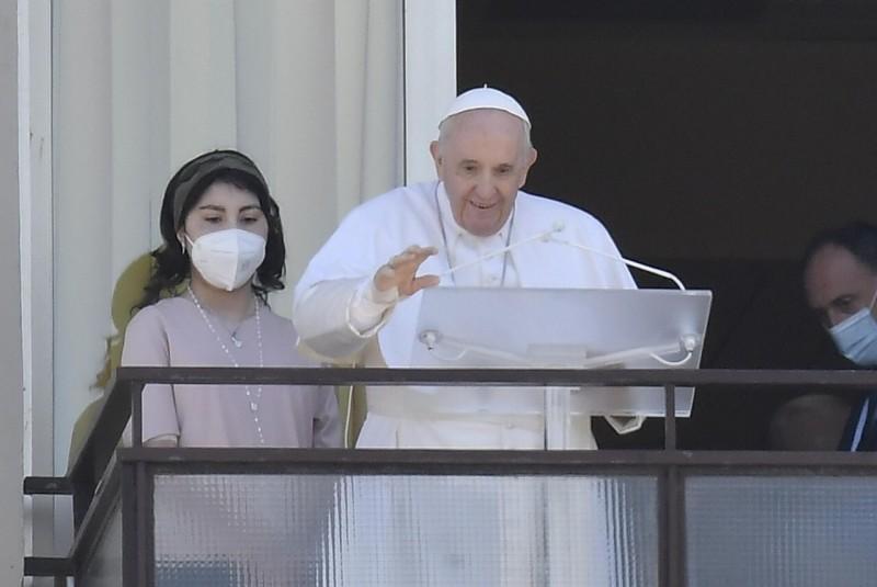 Sapaan Paus Fransiskus pada Doa Malaikat Tuhan – 11 Juli2021