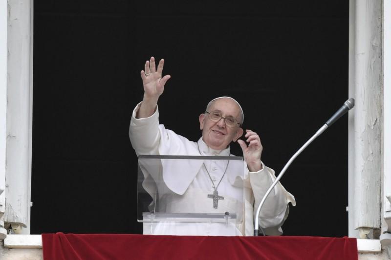 Sapaan Paus Fransiskus pada Doa Malaikat Tuhan – 8 Agustus2021