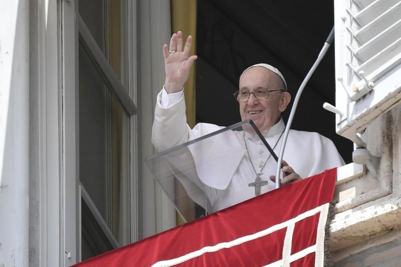 Sapaan Paus Fransiskus pada Doa Malaikat Tuhan – 1 Agustus2021