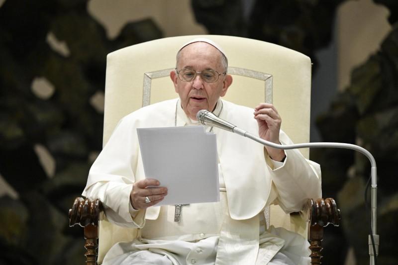 Katekese Paus Fransiskus pada Audiensi Umum – 11 Agustus2021