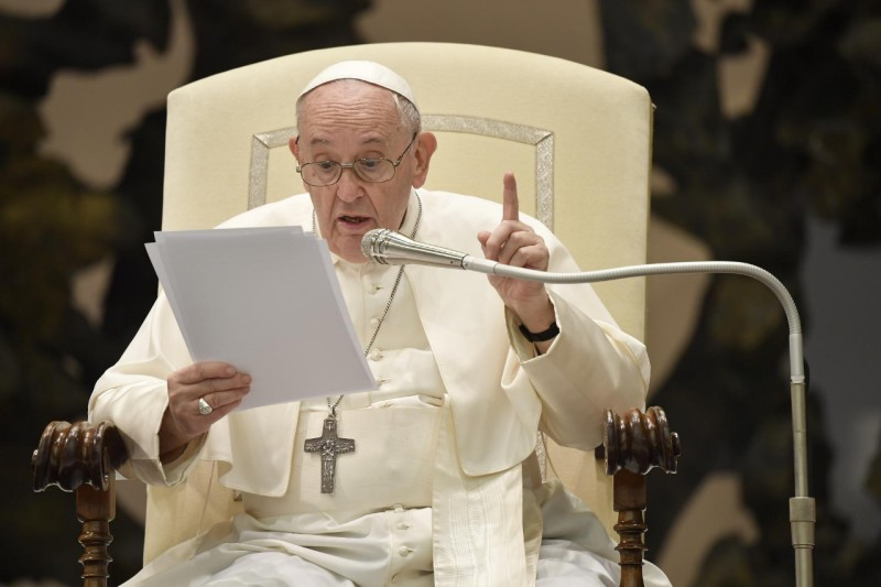 Katekese Paus Fransiskus pada Audiensi Umum – 4 Agustus2021