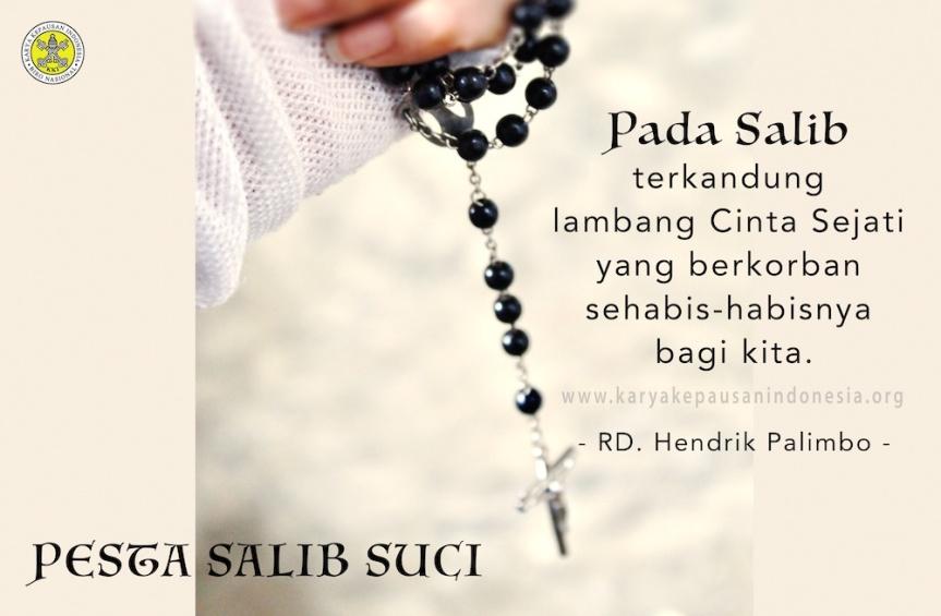 Salib Suci TandaPenebusan