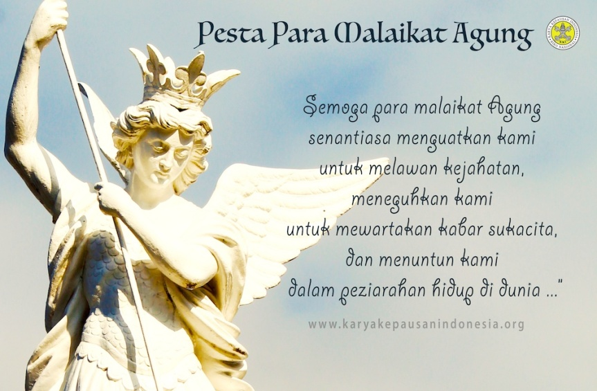 Para Malaikat Agung KuatkanlahKami