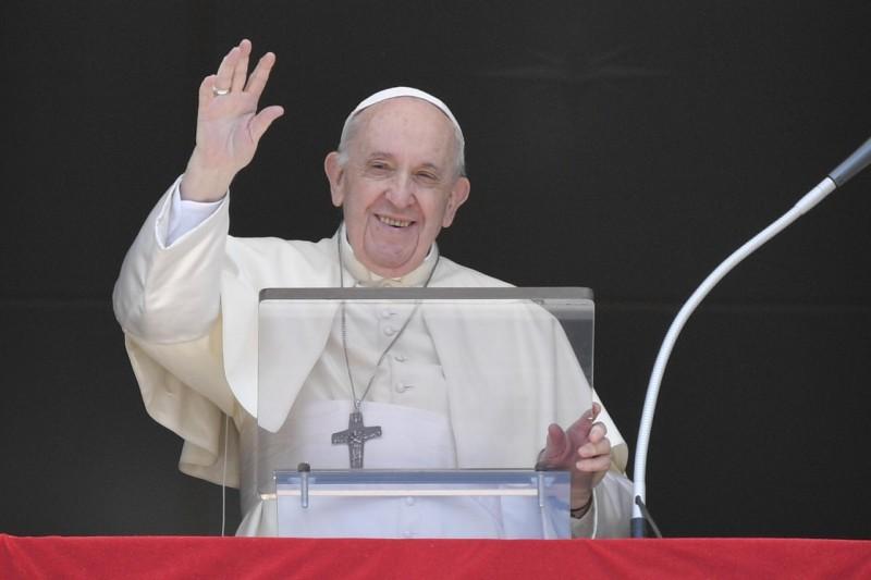 Sapaan Paus Fransiskus pada Doa Malaikat Tuhan – 5 September2021
