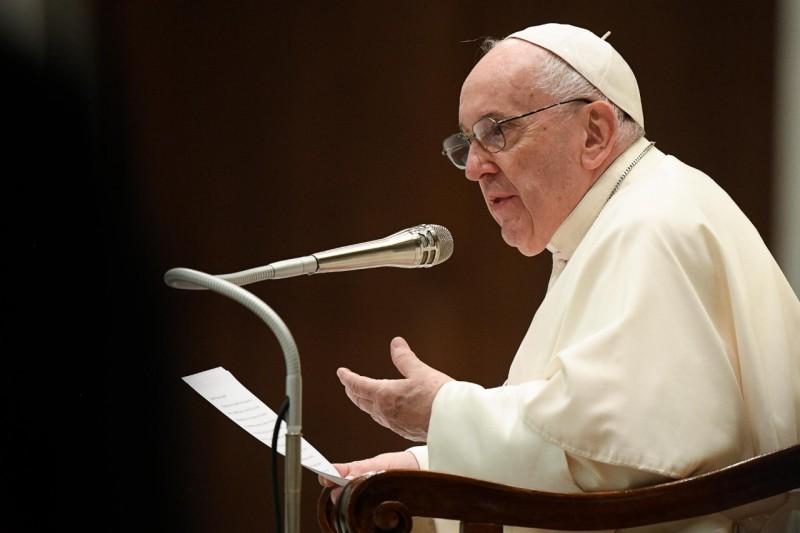 Katekese Paus Fransiskus pada Audiensi Umum – 29 September2021