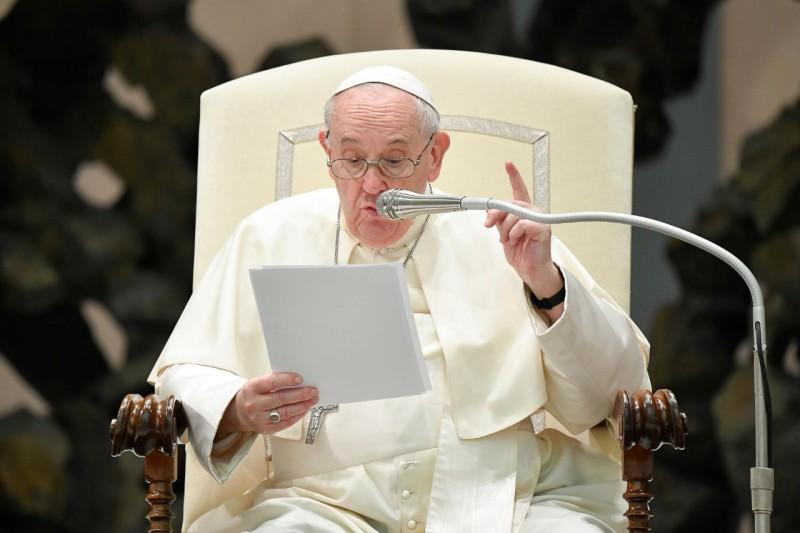 Katekese Paus Fransiskus pada Audiensi Umum – 8 September2021