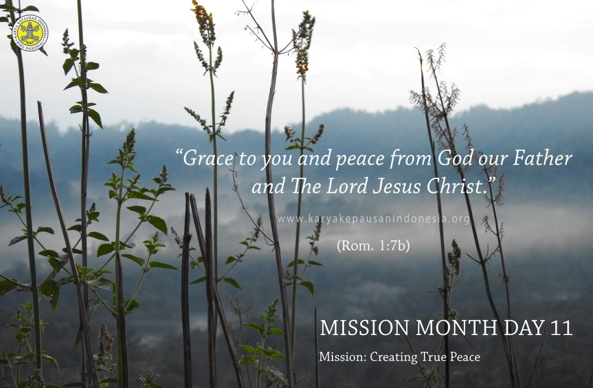 Mission: Creating TruePeace