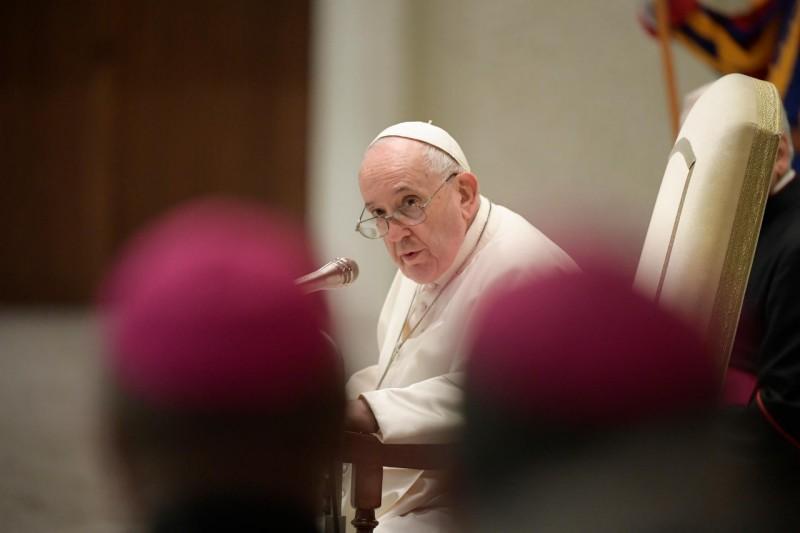 Katekese Paus Fransiskus pada Audiensi Umum – 6 Oktober2021